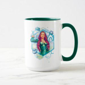 Aquaman | Xebel Princess Mera Hexagonal Graphic Mug