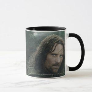 Aragorn and Ringwraiths Mug