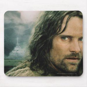Aragorn Close Up Mouse Pad
