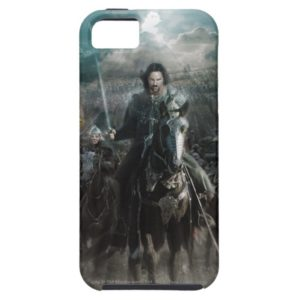 Aragorn Leading on Horse Case-Mate iPhone Case