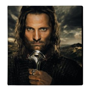 Aragorn Sword Down Binder