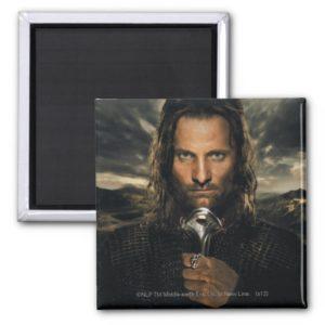 Aragorn Sword Down Magnet