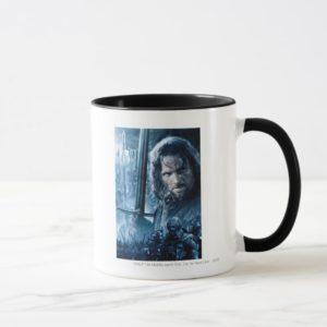 Aragorn Versus Orcs Mug