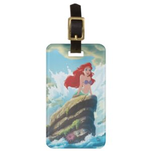 Ariel | Adventure Begins With You Bag Tag