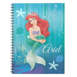 Ariel and Castle Notebook