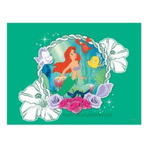 Ariel - Curious 2 Postcard