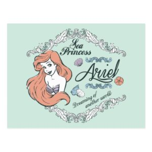 Ariel | Dreaming of Another World Postcard