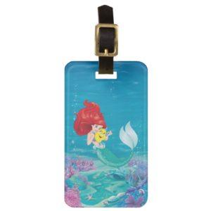 Ariel | Make Time For Buddies Luggage Tag