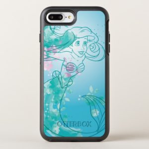 Ariel | Watercolor Outline OtterBox iPhone Case