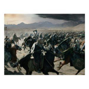 Army of Rohan Postcard