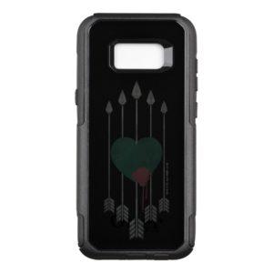 Arrow | Arrows Shot Through Heart OtterBox Commuter Samsung Galaxy S8+ Case