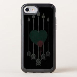 Arrow | Arrows Shot Through Heart Speck iPhone Case