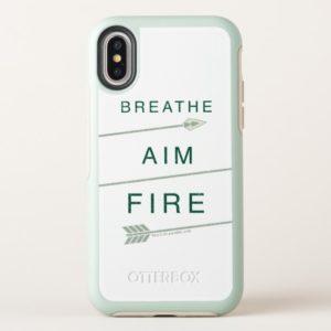 Arrow   Breathe Aim Fire OtterBox iPhone Case