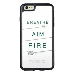 Arrow | Breathe Aim Fire OtterBox iPhone Case