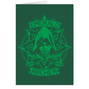 Arrow | Emerald Archer Graphic