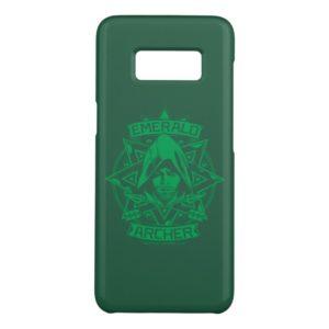Arrow | Emerald Archer Graphic Case-Mate Samsung Galaxy S8 Case
