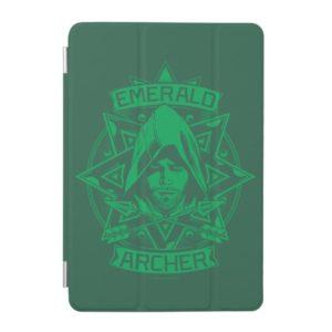 Arrow   Emerald Archer Graphic iPad Mini Cover