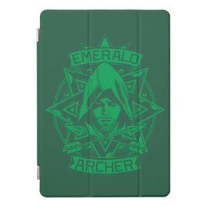 Arrow | Emerald Archer Graphic iPad Pro Cover