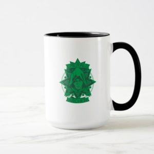 Arrow | Emerald Archer Graphic Mug