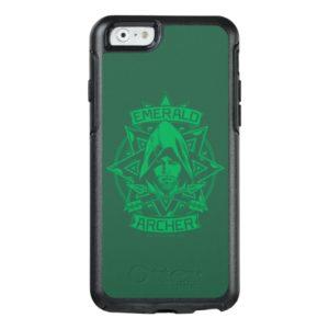 Arrow | Emerald Archer Graphic OtterBox iPhone Case