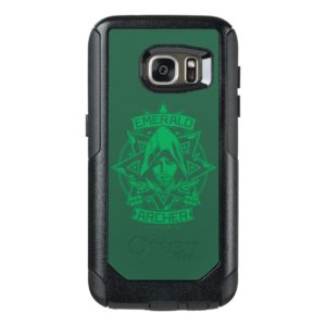 Arrow | Emerald Archer Graphic OtterBox Samsung Galaxy S7 Case