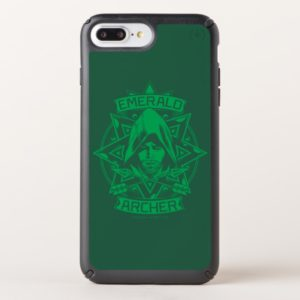 Arrow | Emerald Archer Graphic Speck iPhone Case