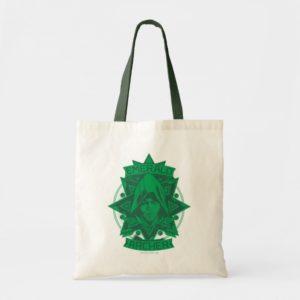 Arrow | Emerald Archer Graphic Tote Bag