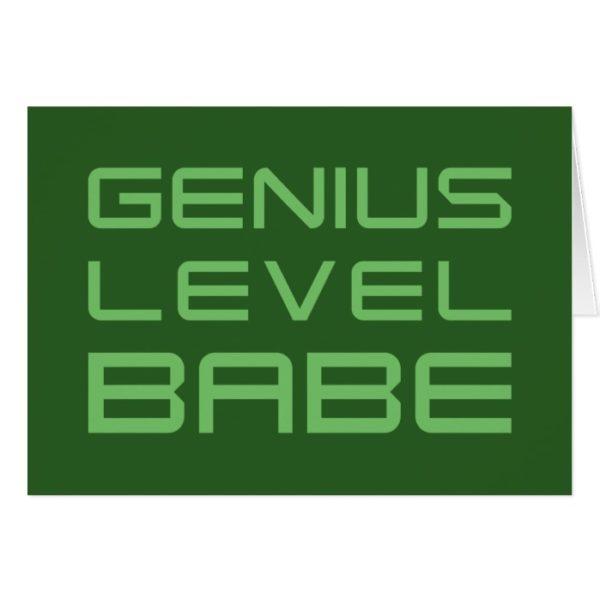 Arrow   Genius Level Babe