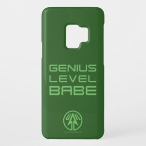 Arrow | Genius Level Babe Case-Mate Samsung Galaxy S9 Case