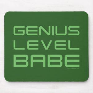 Arrow | Genius Level Babe Mouse Pad