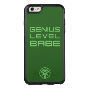Arrow | Genius Level Babe OtterBox iPhone Case