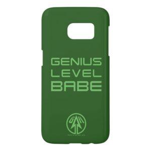 Arrow   Genius Level Babe Samsung Galaxy S7 Case