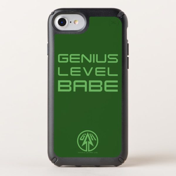 Arrow | Genius Level Babe Speck iPhone Case