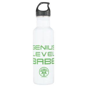 Arrow   Genius Level Babe Stainless Steel Water Bottle