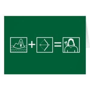 Arrow | Green Arrow Equation