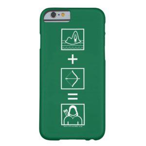 Arrow | Green Arrow Equation Case-Mate iPhone Case
