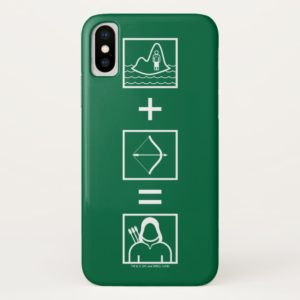 Arrow | Green Arrow Equation Case-Mate iPhone Case