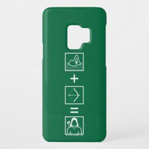 Arrow | Green Arrow Equation Case-Mate Samsung Galaxy S9 Case