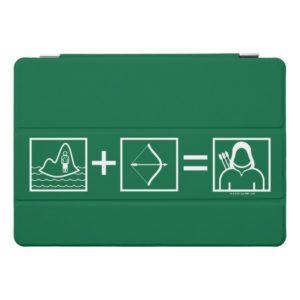 Arrow | Green Arrow Equation iPad Pro Cover