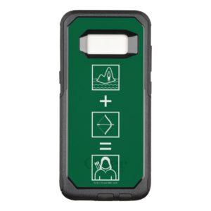 Arrow | Green Arrow Equation OtterBox Commuter Samsung Galaxy S8 Case