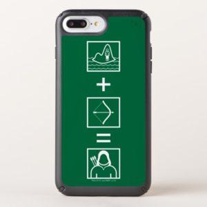Arrow | Green Arrow Equation Speck iPhone Case