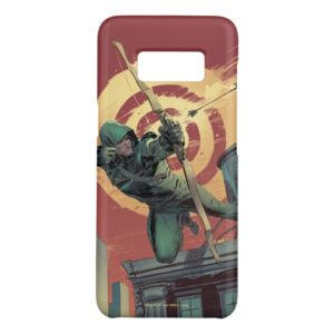 Arrow | Green Arrow Fires From Rooftop Case-Mate Samsung Galaxy S8 Case