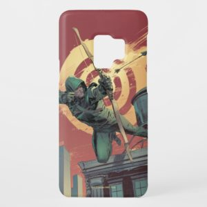 Arrow | Green Arrow Fires From Rooftop Case-Mate Samsung Galaxy S9 Case