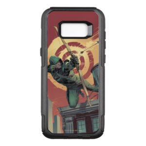 Arrow | Green Arrow Fires From Rooftop OtterBox Commuter Samsung Galaxy S8+ Case