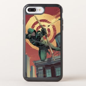 Arrow | Green Arrow Fires From Rooftop Speck iPhone Case
