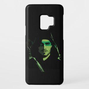 Arrow | Green Arrow Green Stylized Cutout Case-Mate Samsung Galaxy S9 Case
