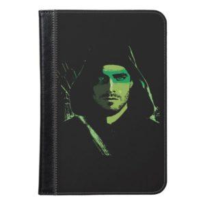 Arrow | Green Arrow Green Stylized Cutout iPad Mini Case