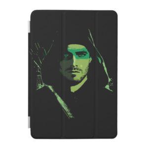 Arrow   Green Arrow Green Stylized Cutout iPad Mini Cover