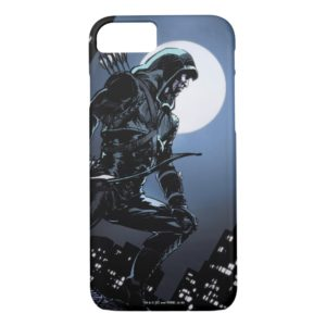 Arrow | Green Arrow In Moonlight Case-Mate iPhone Case