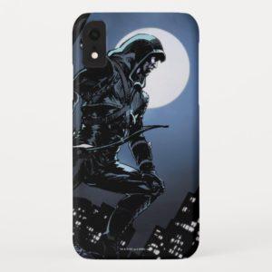 Arrow   Green Arrow In Moonlight Case-Mate iPhone Case